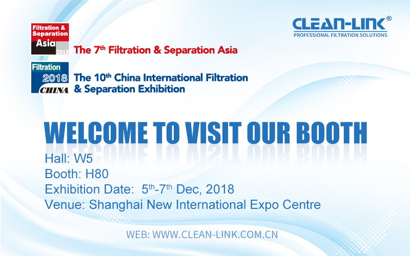 2018 Filtration & Separation Asia
