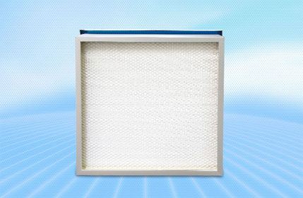 Maintenance and replacement of High efficiency filter for Laminar Air supply in operating Room