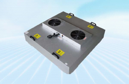Selection of FFU Fan filter Unit and matters needing attention